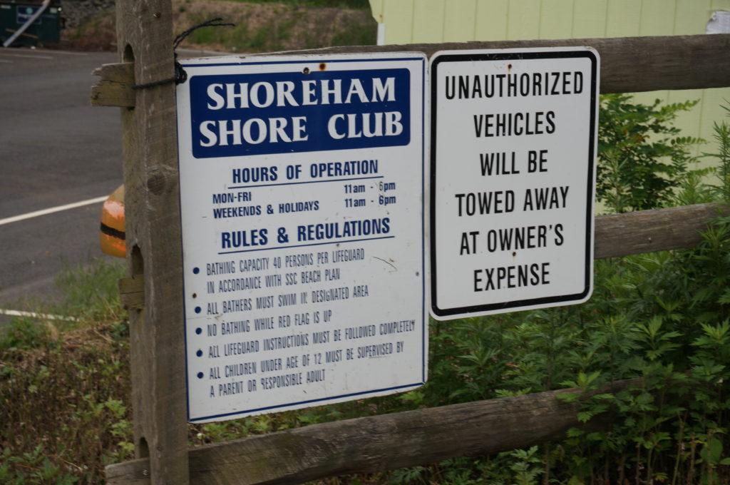 Shoreham Shore Club 1