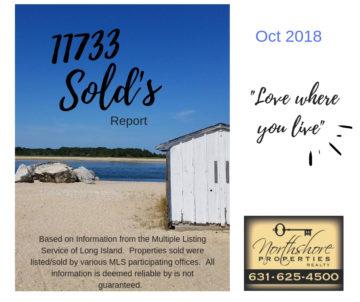 11733 SOLDS oct 2018