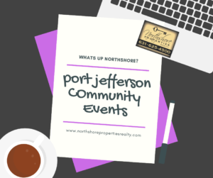 Port Jefferson Community Events