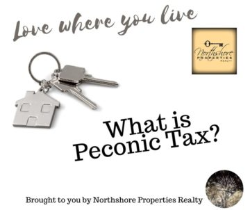 What is Peconic Tax?