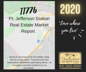 Pt. Jefferson Station Real Estate Market Report 2020